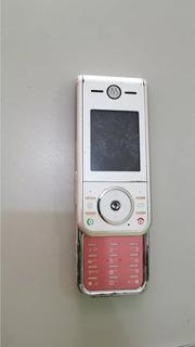 Celular Motorola Zn 200 Para Retirar Peças Os 001