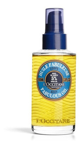 Aceite Fabuloso Cuerpo Y Cabello Karité, L'occitane