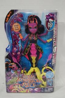 Monster High Great Scarrier Reef * Muñeca Kala Mer \