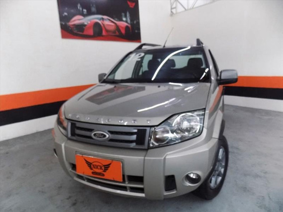 Ford Ecosport Ecosport 1.6 Freestyle 8v Flex 4p Manual