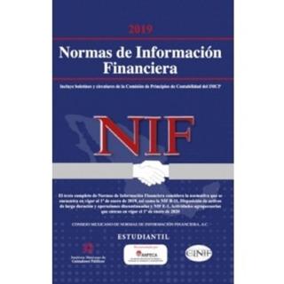 Normas De Informacion Financiera. Version Estudiantil 2019
