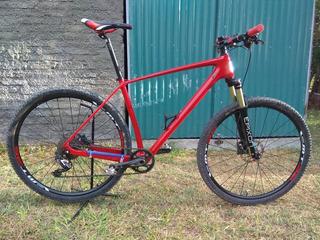 Bici Mtb De Carbono 29