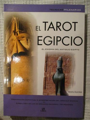 Marta Ramírez - El Tarot Egipcio
