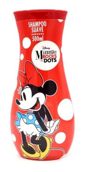 Minnie Mouse Shampoo Suave 500ml