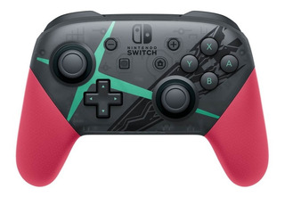 Joystick inalámbrico Nintendo Pro Controller Switch xenoblade chronicles 2