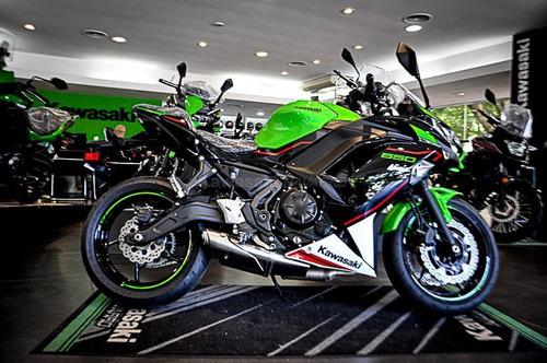 Kawasaki Ninja 650 No Zx6r  Krt 2021 Lanzamiento En Stock