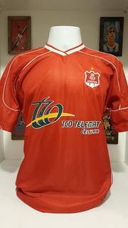 Camisa Futebol Ser Juventude Mato Grosso Jogador