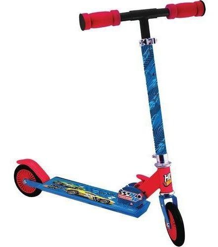 Hot Wheels Patinete Radical - Fun Divirta-se