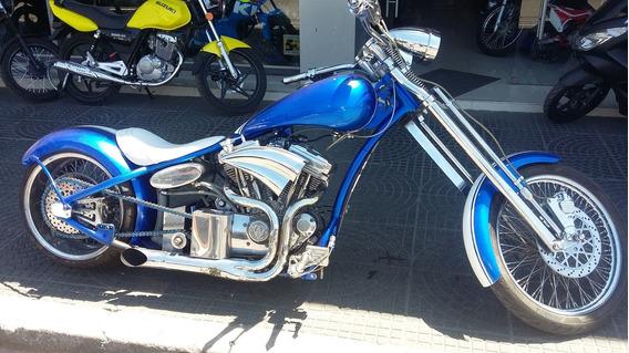 Harley Davidson Sporter 1200cc Año 1994 Impecable - Motos Mr