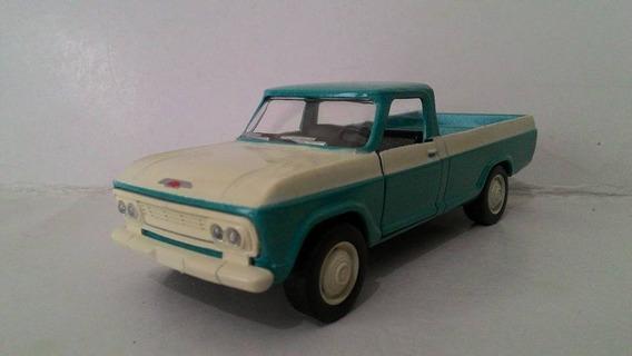 Miniatura Carro Nacional Raro Chevrolet C15 1/32 Usada