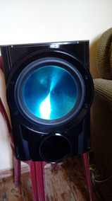 Caixa De Som Lg Sub Woofer 180 Watts, 12 Ohms, 10 Polegadas