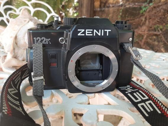 Câmera Antiga Zenit 122k