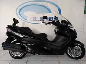 Suzuki Burgman 400 Moto Na Troca Fin.ent.36x Cartao 12x