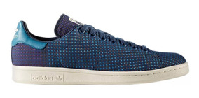 Tenis adidas Originals Stan Smith Blue Cm7989