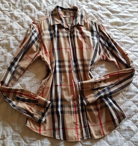 Camisa Burberry Usada