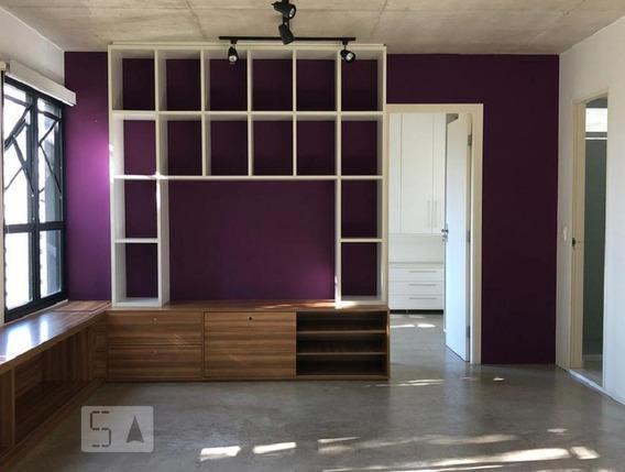 Apartamento Para Aluguel - Portal Do Morumbi, 1 Quarto, 70 - 893114915