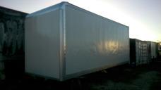 Caja Seca Para Camion Tortoon Ancha Y Alta
