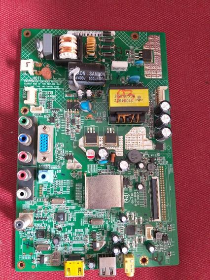 Placa Principal Tv Toshiba Le2458(a)