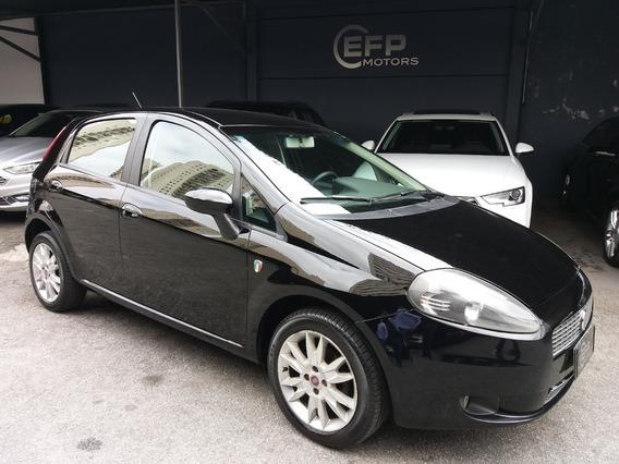 Fiat Punto 2012 1.4 Attractive Italia 8v Flex Novissimo