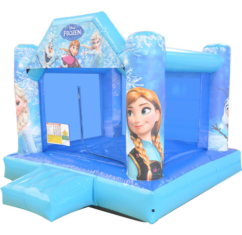 Pula Pula Premium Frozen Com Motor Soprador