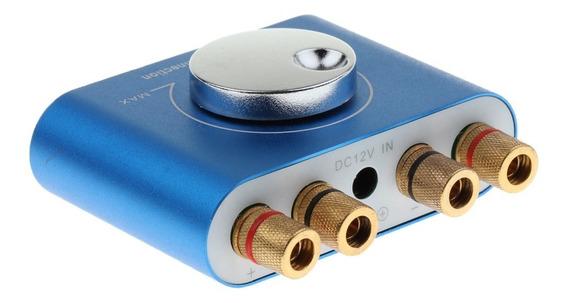 F900 Bluetooth Amplificador Mini Sem Fio Auditivo Poder Amp