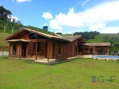 Fazenda Rural À Venda, Zona Rural, Monte Sião - Fa0024. - Fa0024