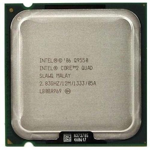 Processador Intel Core 2 Quad Mod. Q9550 2.83ghz/12m/1333