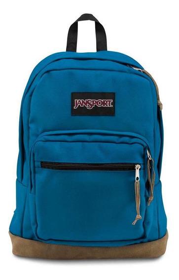 Mochila Jansport Right Pack Mykonos Blue