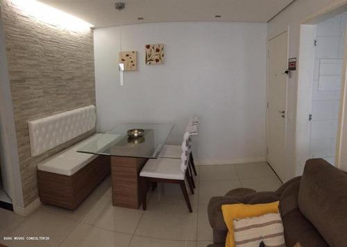 Apartamento Para Venda Em Guarulhos, Ponte Grande, 3 Dormitórios, 1 Banheiro, 1 Vaga - 0771_1-1043162