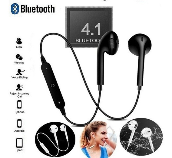 Fone De Ouvido Stereo Bluetooth Sports (promoção)