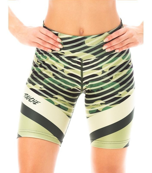 Calzas Deportivas Mujer Short Touche Ropa S 79