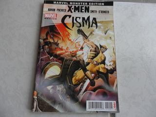 X Men Cisma #1 Seminuevo Comic De Marvel Chécalo