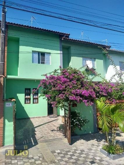 Entrada R$ 25.600,00 + Saldo Super Facilitado, Use Seu Fgts Lindo Sobrado Com 2 Dormitórios Em Agenor Campos - Mongaguá/sp - So0781