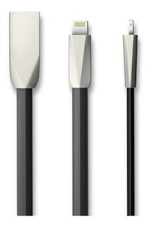 Cable Lightning iPhone Flexible!, Carga Rápida