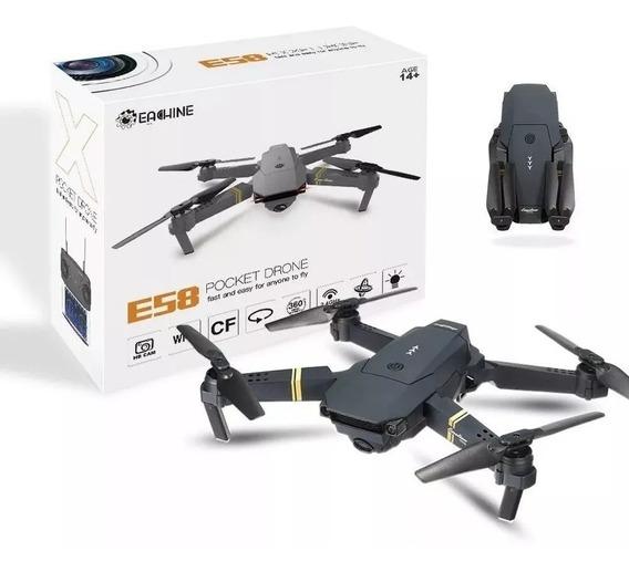 Drone Eachine E58 Com Câmera / 2 Baterias