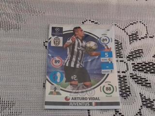 Card:champions League 14/15 - Nº 328 - Game Changer - Vidal