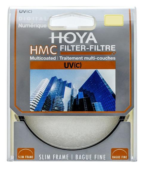 Filtro Uv Hmc Hoya 72mm Garantia Sem Juros