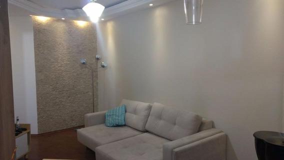 Apartamento Residencial À Venda, Jardim Consórcio, São Paulo. - Ap4587