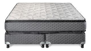 Sommier Y Colchón Piero Namasté Pillow Top King Size 200x200