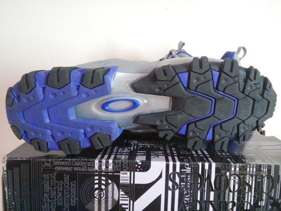 Tenis Oakley Original Bullet Azul 42 - Pisado Conservado