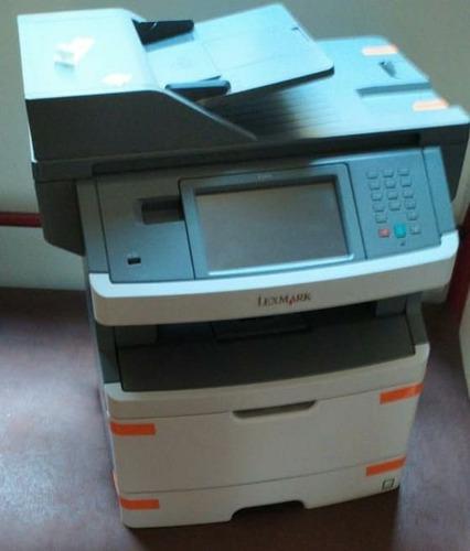 Impressora Laser Multifuncional Lexmark X464 De