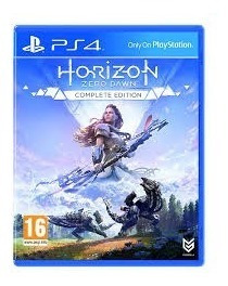 Horizon Zero Dawn Ps4 Midia Fisica
