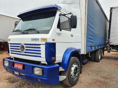 Imagem 1 de 3 de Vw 14170 Ano 1999 Truck Saider