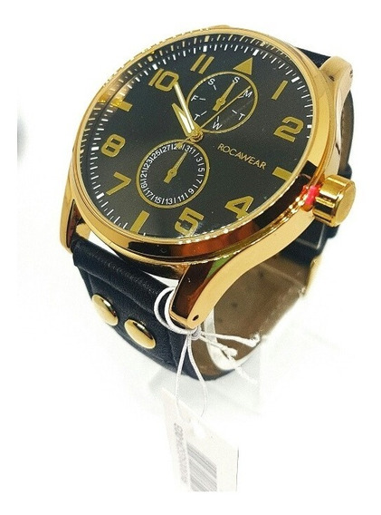 Reloj Rocawear Nuevo Original Caballero Elegante