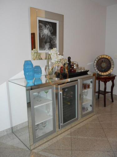 Apartamento  Com 3 Dormitório(s) Localizado(a) No Bairro Gonzaga Em Santos / Santos  - 5565