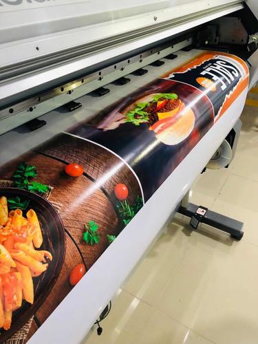Imagem 1 de 3 de Adesivo Impresso