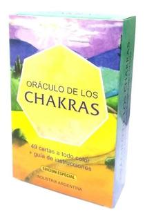 Oraculo De Los Chakras Nacional