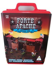 Forte Apache Luxo Gulliver + Frete Grátis+ Brinde !!!