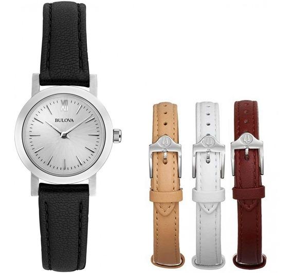 Relógio Bulova Wb27994q Troca Pulseira
