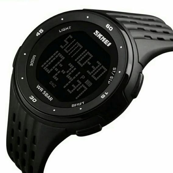 Relógio Masculino Skmei 1219 Digital Original . Prova D´água